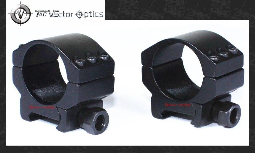 וקטור אופטי 30mm אקסטרים נמוך היקף שש - ציד