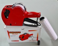 Fly Eagle MX 5500 EOS 8 Digits Price Tag Gun 15000 White W Red Lines