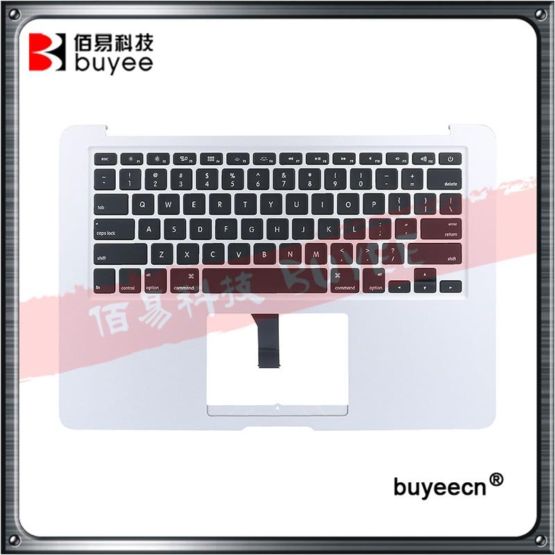New Original A1466 US UK Keyboard For Macbook Air Topcase 2012 2013 13 A1466 Palmrest Housing