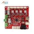 Anet A8 A3 A6 3D impresora parte Placa de control placa base V1.5 Repra Prusa i3 3d impresora