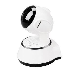 Image 2 - HD 720P MINI bezpieczeństwo w domu kamery IP dwukierunkowy dźwięk bezprzewodowa Mini kamera 1MP Night Vision CCTV kamera WiFi niania elektroniczna Baby Monitor iCsee