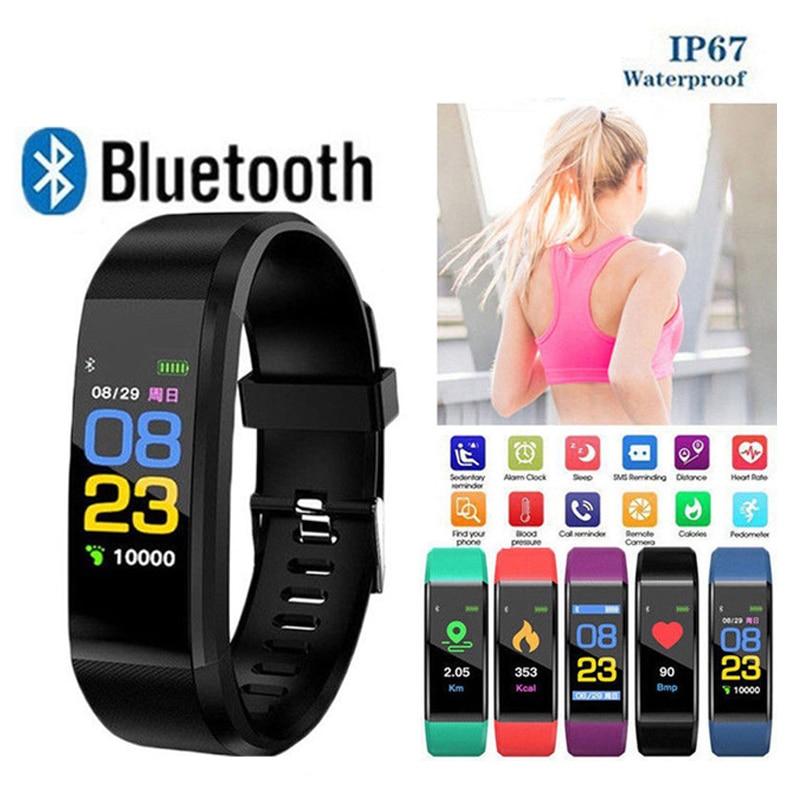 New Men Bracelet Smart Watch Children Kids Watches For Girls Boys Sport Electronic Wristwatch LED Digital Child Clock Smartwatch
