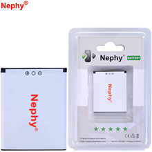 Original Nephy Battery BST-33 For Sony Ericsson G700C G900 K530i K550i K630i K810 K810i k818c M600i W302C W395 W610i 1000mAh