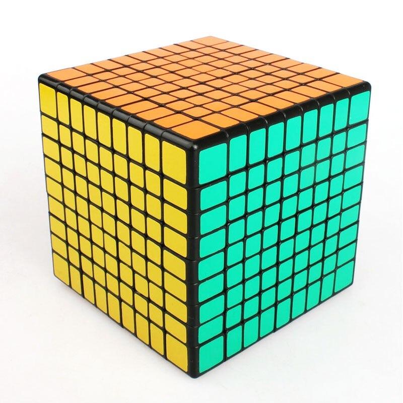 ShengShou 9x9x9 cube 9 Layers 92มิลลิเมตร9x9 Cube Puzzleสีดำ-ใน ลูกบาศก์มหัศจรรย์ จาก ของเล่นและงานอดิเรก บน   1