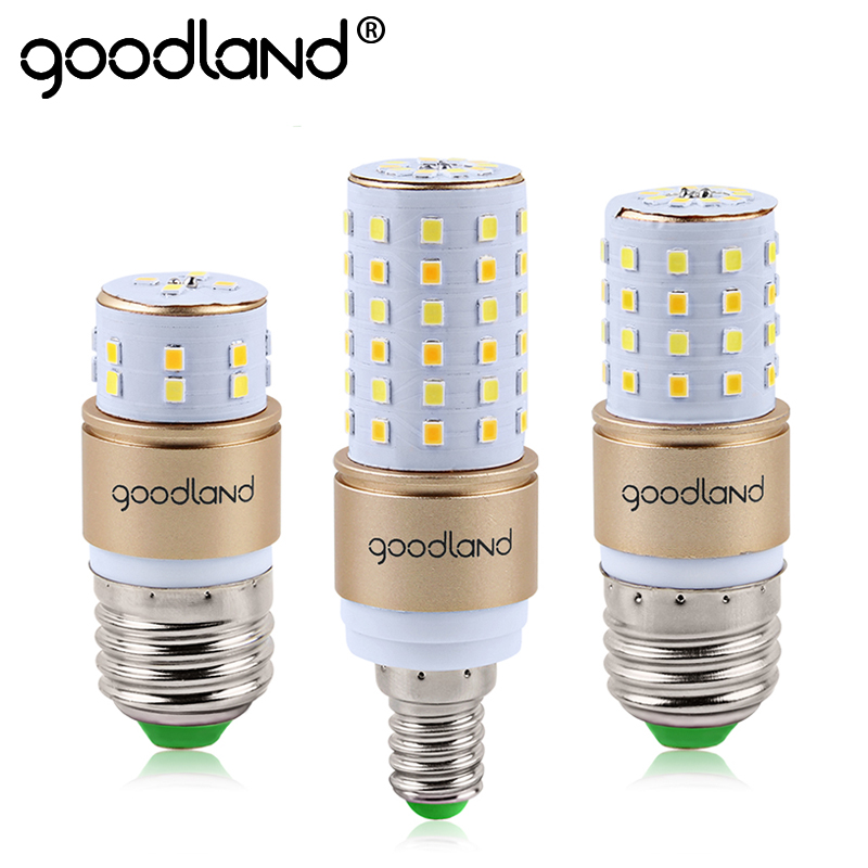 3 Color Temperature E27 LED Bulb E14 LED Lamp Smart IC No Flicker 3W 5W 7W LED Corn Light 220V 110V Integrated SMD2835 Ampoule