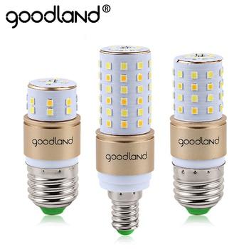 3 Color Temperature E27 LED Bulb E14 LED Lamp Smart IC No Flicker 3W 5W 7W LED Corn Light 220V 110V Integrated SMD2835 Ampoule