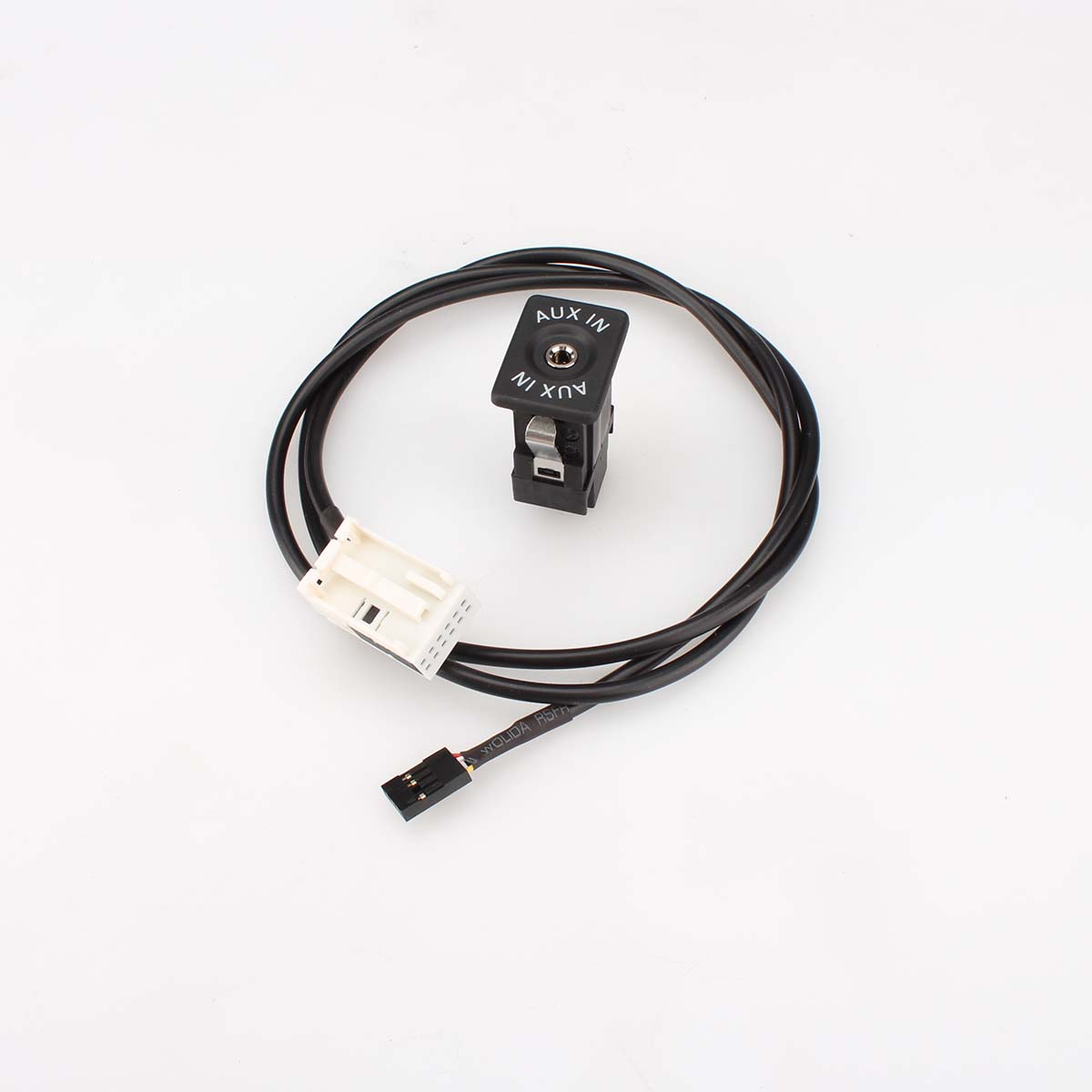 OEM Audio AUX IN Jack Radio Stecker Adapter Schalter Kabel für VW ...