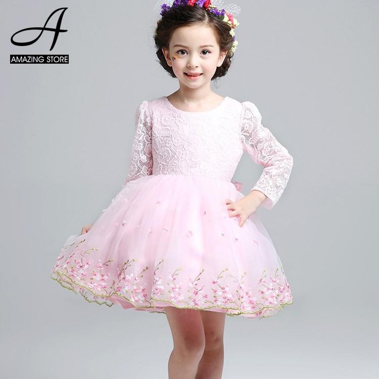 Bonito Vestidos Próximo Partido Niñas Embellecimiento - Ideas de ...
