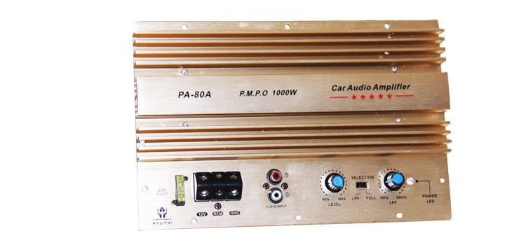 enthusiast 10 inch high power subwoofer 12 inch car audio amplifier board cannon core in mono. Black Bedroom Furniture Sets. Home Design Ideas
