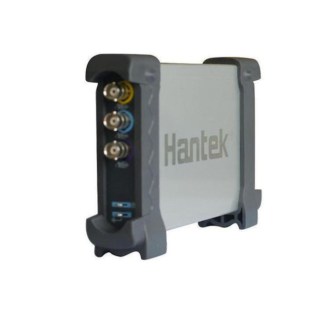 New Price Hantek 6052BE PC USB Oscilloscope 2 Digital Channels 50MHz Bandwidth 150MSa/s Factory direct sales