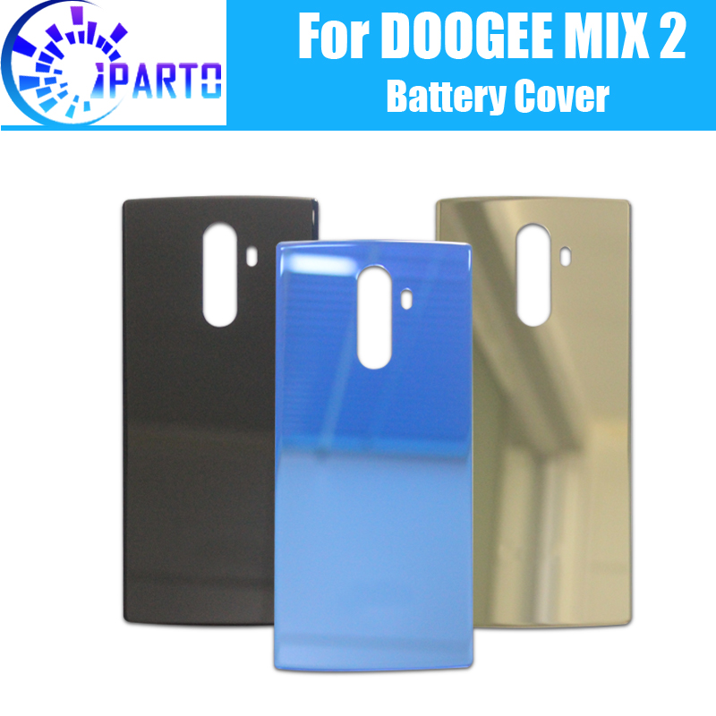DOOGEE MIX 2 Battery Cover Replacement 100% Original New Durable Back Case Mobile