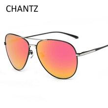 Revestimiento Reflectante gafas de Sol Polarizadas de la vendimia 2017 de Las Mujeres de Los Hombres de la Marca de Conducción Gafas de Sol Piloto Shades Gafas De Sol Mujer Hombre