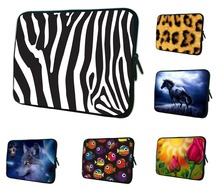 7 8 pulgadas Tableta Funda Cubierta de Bolsa de Neopreno Maletín Para iPad Mini 1 2 3 4 Xiaomi Mipad 2 3 Samsung Galaxy Tab 4 7.0
