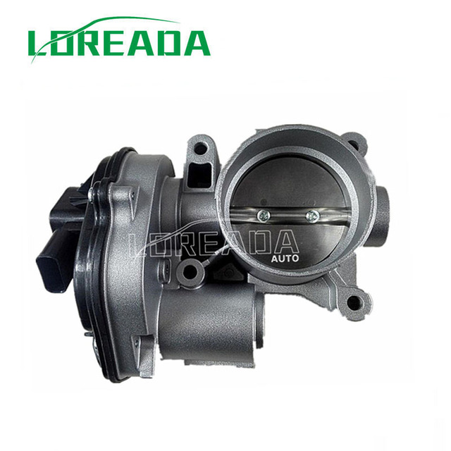 US $129 0 |Throttle Body For Mercury Mariner Ford Fusion Ford Escape Hybrid  Ford Mondeo with bore size 60mm OME 9L8E 9F991 BF 9L8Z 9E926 A -in Air