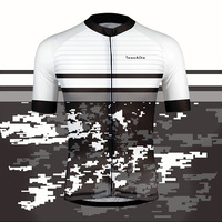 2019 New pro team aero cycling jersey road Mountain tranning cycling shirt Breathable Quick Dry Clothes Italy fabric free ship