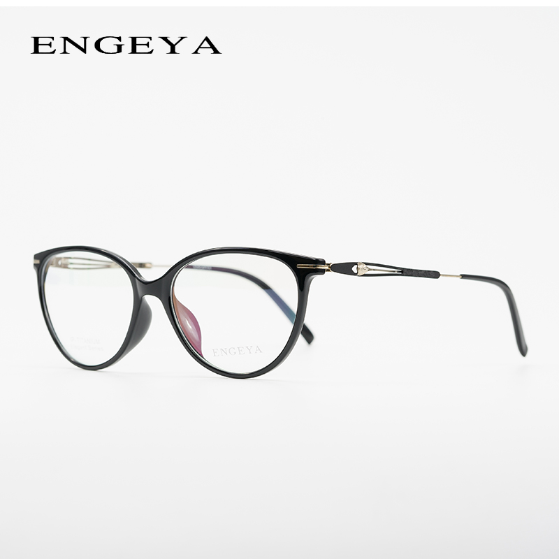 Optical TR90 Clear Glasses Frames Women Fashion Brand Computer ...