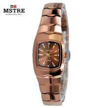 Brand Mstre Tungsten Steel Fashion Luxury Casual Watch Women s Quartz Diamond Wrist Watches Sapphire Diamond
