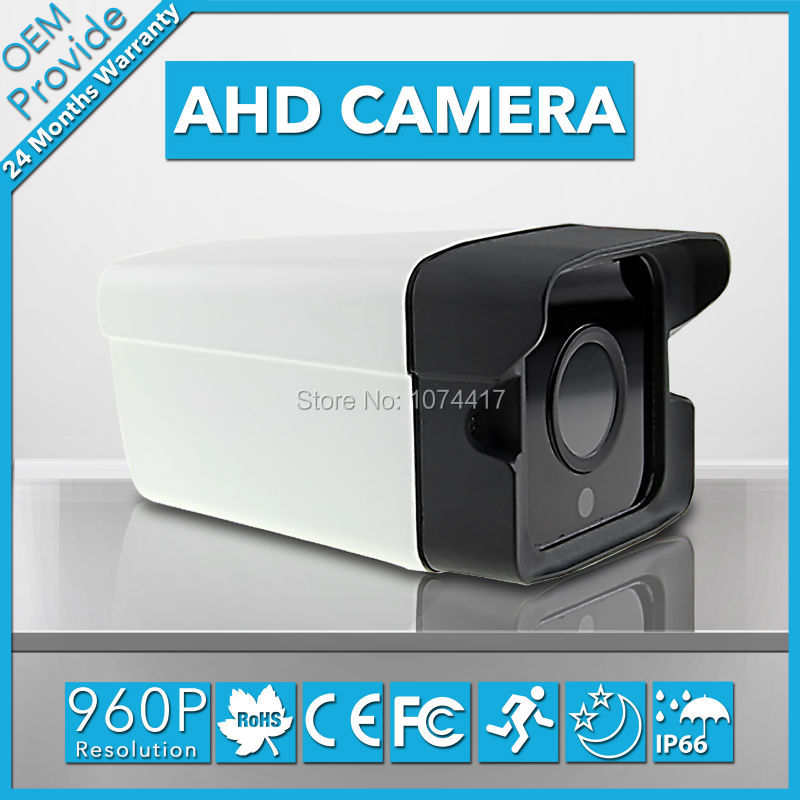 AHD2130PA-T 1.3 MP AHD CMOS CCTV Camera 960P AHD Waterproof Security Surveillance 2 Big Led Light Good Day/Night Vision ahd4100lh te 4 big led 720p high definition ahd 1 0mp good night vision outdoor 70m cctv ahd surveillance camera with big lens
