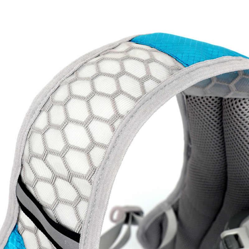 Ultralight Bersepeda Ransel Pria Wanita Sepeda Peralatan Berkuda Climbing Hiking Menjalankan Tas Mawar Hijau Abu-abu Merah Biru Tas Olahraga