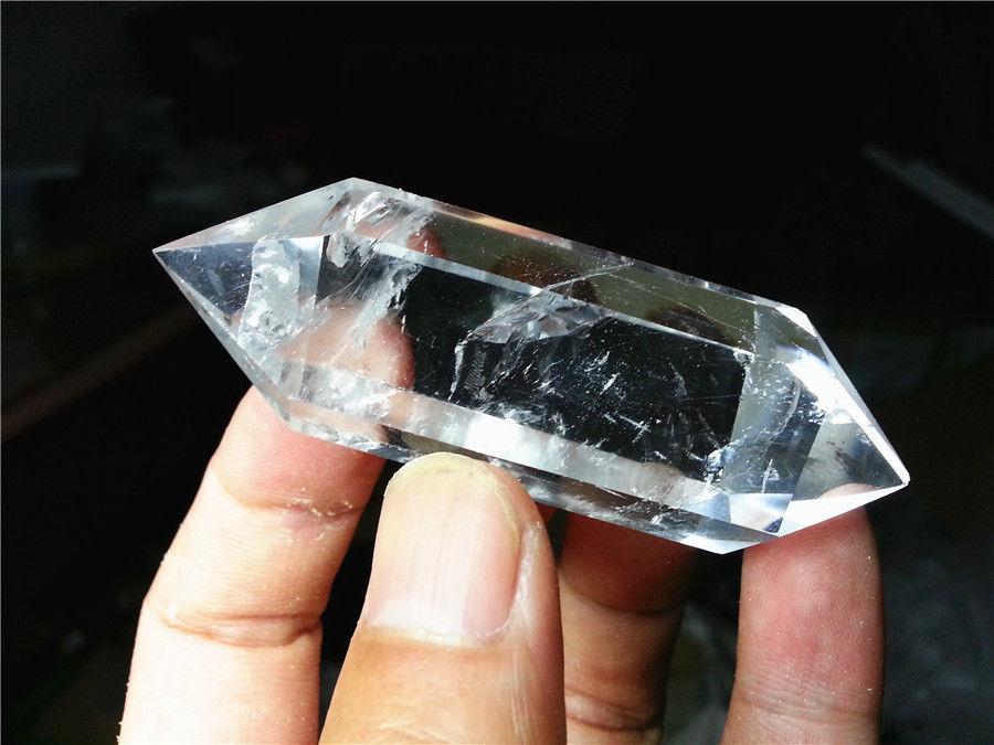 Free Shipping 05234 CHINA CLEAN Natural Crystal Herkimer Diamond Crystal