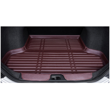 lsrtw2017 waterproof durable car trunk mat for nissan sunny Latio N17 2012 2013 2014 2015 2016 2017 2018 2019