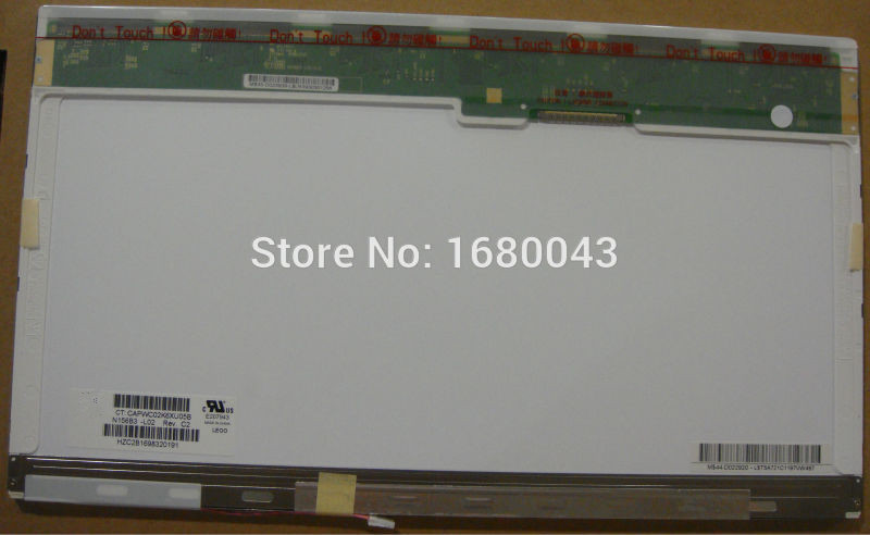 N156B3-L02 fit LTN156AT01 LP156WH1 TLC1 B156XW01 V.0 V.1 CLAA156WA01A N156B3-L0B 30 PIN LCD SCREEN PANEL