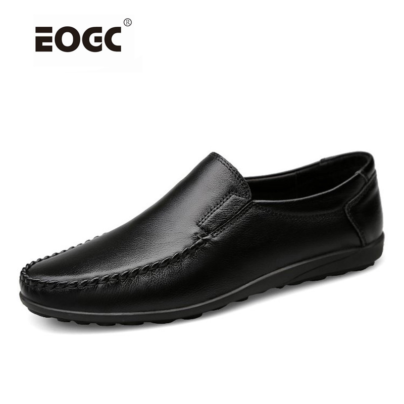 Handmade Plus Size Men Flats Shoes,High Quality Men Casual Shoes, Lace Up Loafers Moccasins Driving Shoes Men high quality genuine leather men shoes lace up casual shoes handmade driving shoes flats loafers for men oxfords shoes