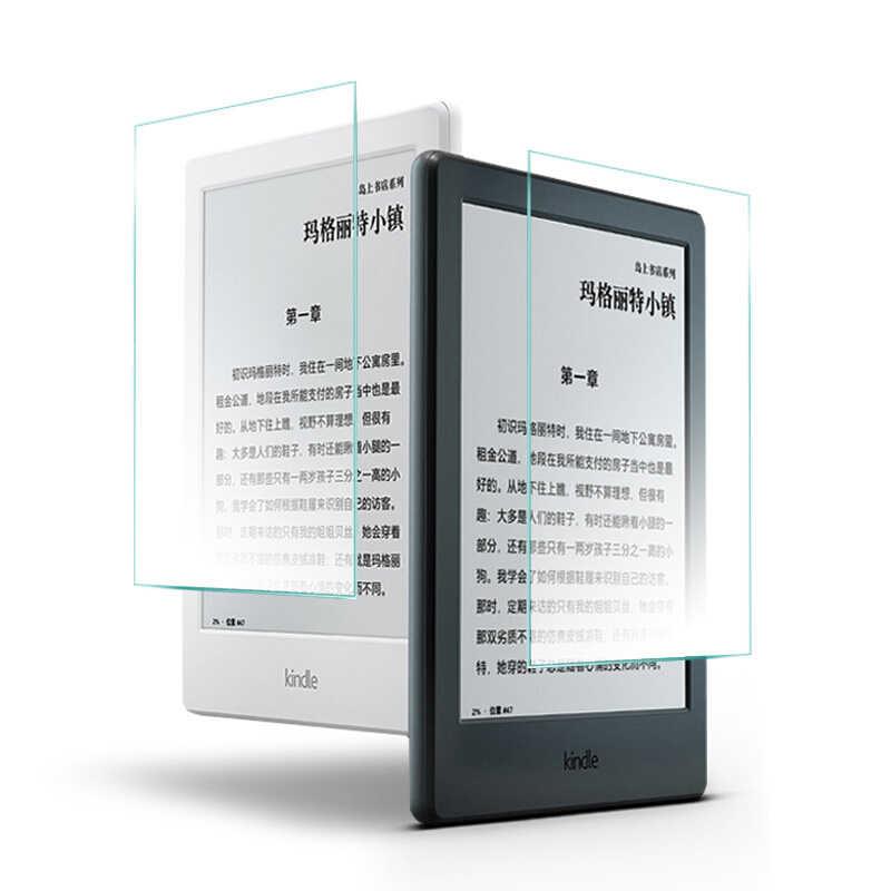 9H قسط الزجاج المقسى لأمازون أوقد Paperwhite 1 2 3 6.0 بوصة 2.5D غطاء كامل اللوحي حامي الشاشة فيلم واقية