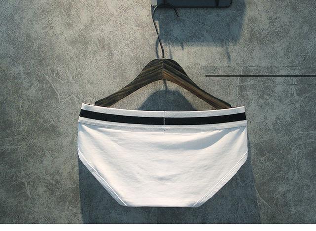 high hip briefs Pure cotton men's underwear men's underwear wholesale