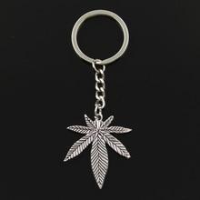 Maple Leaf Pendant Keychain
