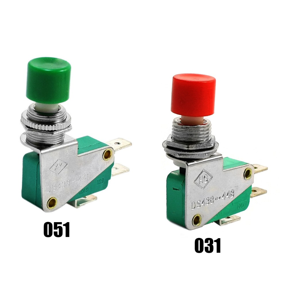 1 Pc New Ac 125v 250v 16a Spdt No Nc Momentary Red Cap Push Button 10pcs Reed Switches Magic Switch Induction Getsubject Aeproduct