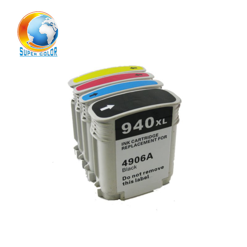 HP 940 xl 940XL C4906A C4907A C4908A C4909A толық сиямен - Кеңсе электроника - фото 2