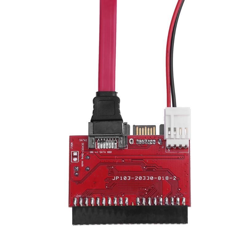 Date JM20330 IDE à SATA SATA à IDE Adaptateur Série à parallèle DISQUE DUR Carte Adaptateur pour PC Ordinateur Soutien 3 GHz Débit de Données