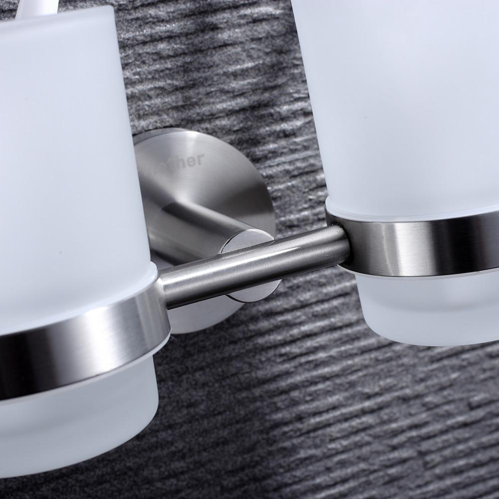Frosted Glass Bathroom Accessories Soslockscom