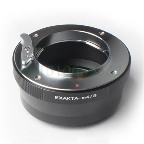Exakta EXA Monture Micro 4/3 M4/3 Caméra Adaptateur EXA-M4/3 EP-2 GF2 G1 G2 G3 G5 G10 GF3 GF5 Avec Suivi nombre