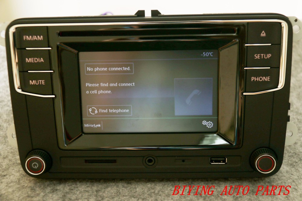 radio cd player 5105