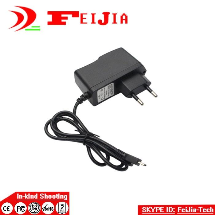 EU Plug:5V/2.5A PI3 Model B Raspberry PI 3 Power Adapter USB Charger PSU Power Supply Unit Power Source Switching Adapter