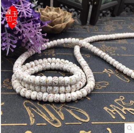 Bijoux du bord du Hainan mini étoile croissant bouddha perles hommes et femmes bracelet direct usine 4 * 6A + + 108 étoiles