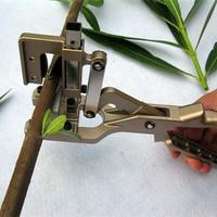 New Professional Grafting Machine Garden Tools Tree Grafting Tools Secateurs Scissors Grafting Apparatus Tool Cutting Pruner