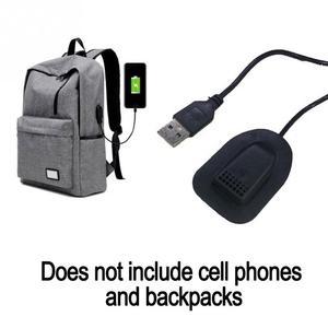 Image 5 - Usb外部インタフェース男性女性へのデータケーブル充電ケーブル延長ケーブルバックパック荷物アクセサリー