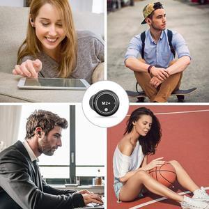 Image 3 - Auriculares Bluetooth 5,0 TWS inalámbricos manos libres inalámbricos auriculares deportivos resistentes al agua con caja de carga de micrófono PK X2T