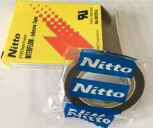3pcs T0.08mm*W25mm*L10m Japan NITTO DENKO Tape NITOFLON Waterproof Single Sided Tape 903UL недорого