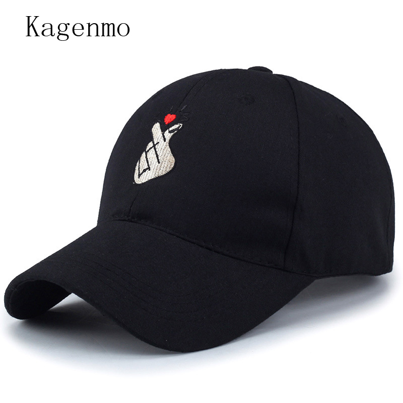 Kagenmo Unisex Cartoon Leisure Baseball Cap Male Female -1634