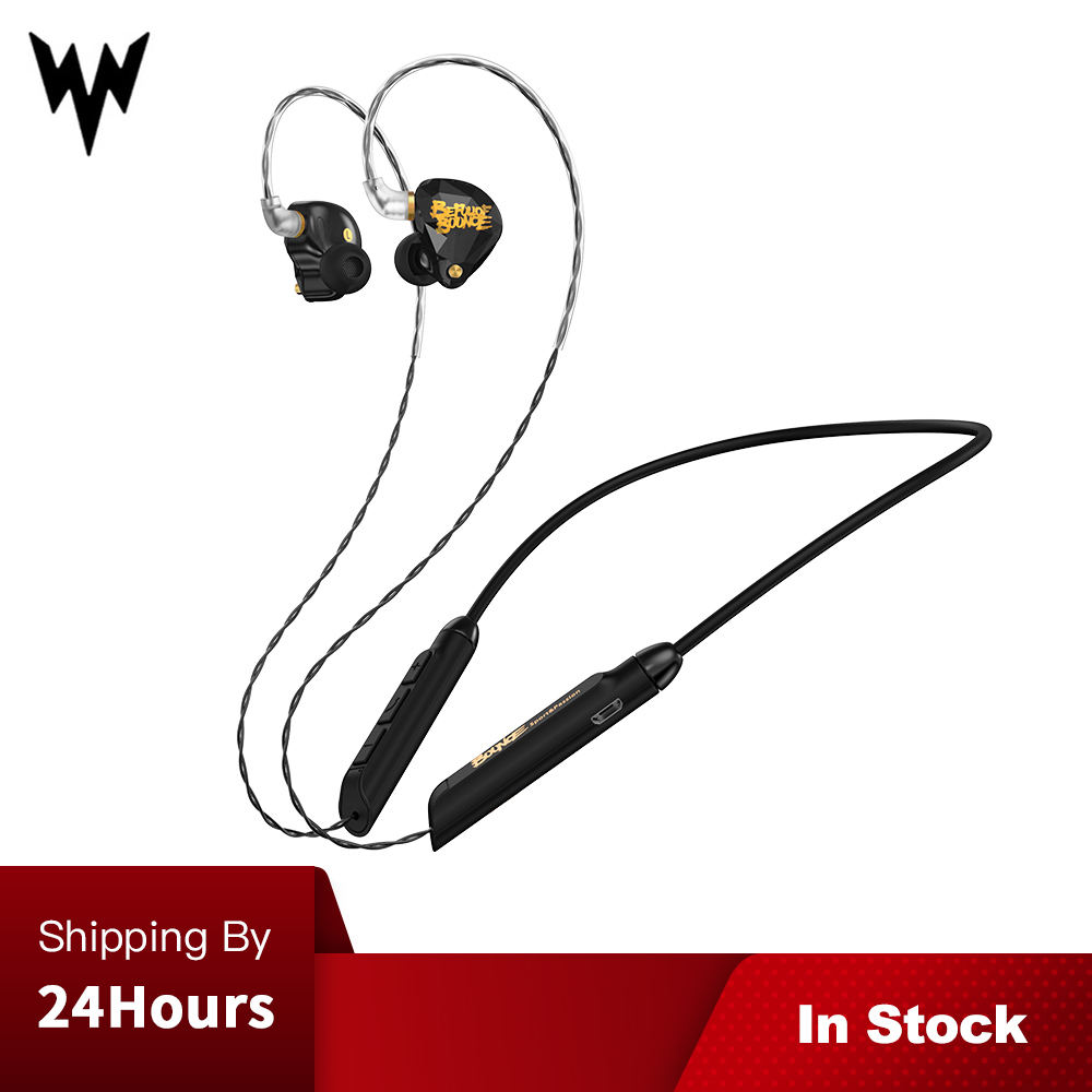 OH1 Bluetooth Earphone Wireless Headphones Neckband Earbuds Handsfree Sport Stereo Earpieces For Samsung Xiaomi IOS With