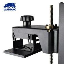 DLP 3D принтер 2017 Wanhao Дубликатор 7, свет машина с простой операции, выше производительность стоимости металлический каркас reprap комплект