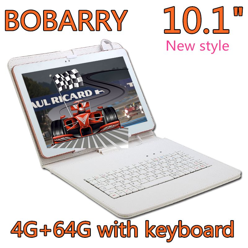 BOBARRY 10 1 inch S106 Octa Core 2 0GHz Android 6 0 4G LTE 64G font