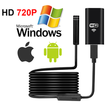 Endoscopic Android 720P 8mm HD 1-10M iPhone Ios