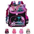 Nova Bolsa Escola Ortopédica Winx Meninas Princesa Crianças Escola Bags Crianças Mochila Monstro Alta Mochila Escolar Mochila Infantil