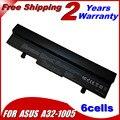 5200 mah bateria do portátil para Asus Eee PC 1001HA 1005 1005 H 1005HA AL31-1005 AL32-1005 ML32-1005 PL32-1005