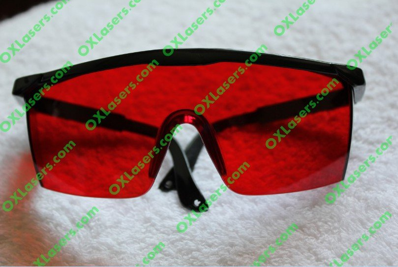 OXLASERS laser glasses safety goggles for green laser blue violet laser pointers 532nm 405nm 450nm FREE